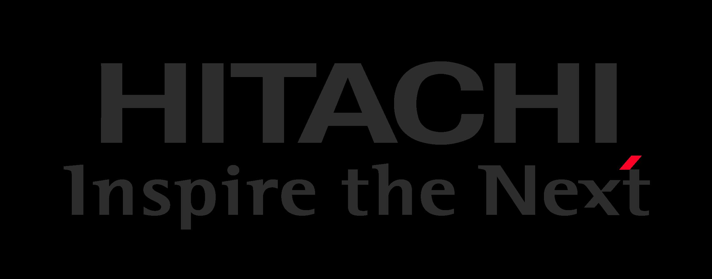 株式会社日立製作所のロゴ
